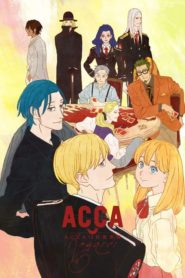 ACCA: 13-ku Kansatsu-ka – Regards