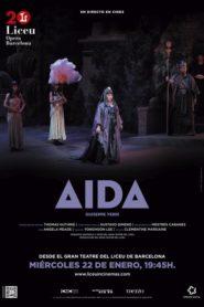 Aida Gran Teatre del Liceu | Ópera en directo Temporada 19/20