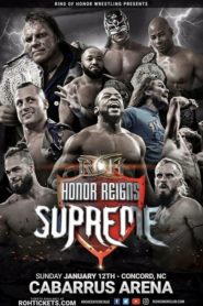 ROH Honor Reigns Supreme 2020