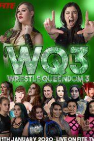 EVE Wrestle Queendom 3