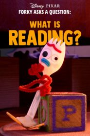Forky Asks a Question: What is Reading?