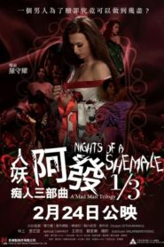 Nights Of A Shemale A Mad Man Trilogy 1/3