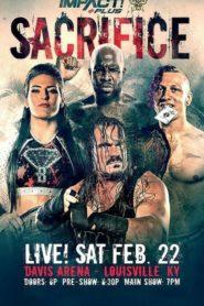 iMPACT Wrestling – Sacrifice