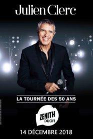Julien Clerc – La tournée des 50 ans