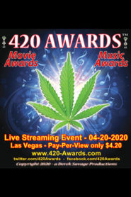 420 Awards – 2nd Annual Event