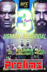 UFC 251: Prelims