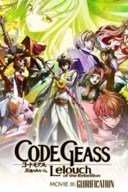 Code Geass: Lelouch of the Rebellion – Glorification
